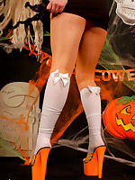 Happy Halloween from Pantyhoseinnylons.com
