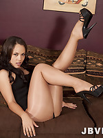 Kristina Rose's Foot Tease